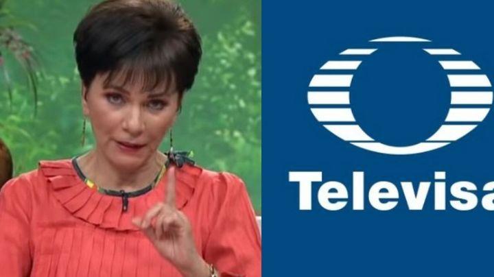 ¿Chapoy la vetó? Tras pleito con TV Azteca, productora de Televisa revela si corrió a actriz