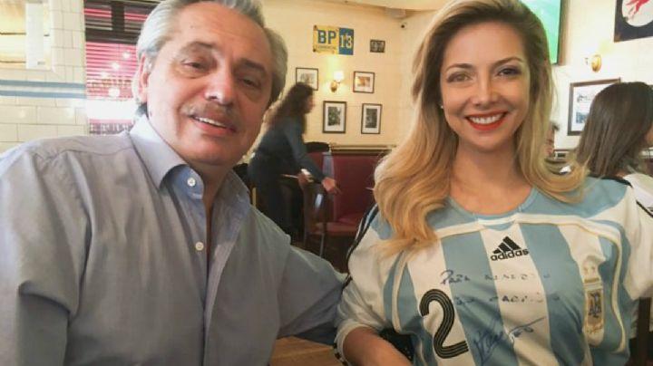A los 62 años de edad, el presidente de Argentina será padre por segunda vez