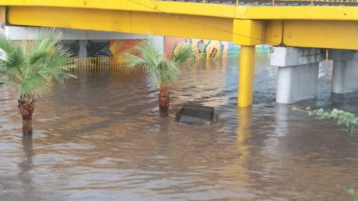 Lluvia con granizo sorprende a los cajemenses; se reportan daños materiales