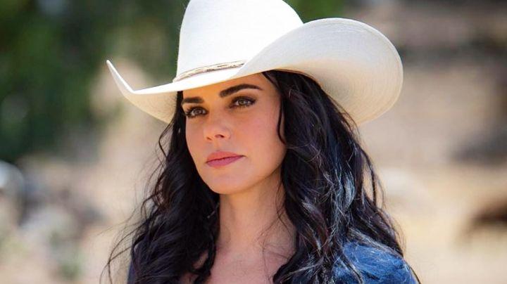 Tras rechazar a galán de Televisa, Livia Brito se atreve a posar con escandaloso bañador