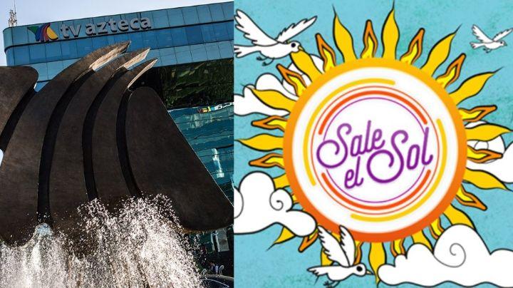 Tragedia en 'Sale el Sol': Tras años en TV Azteca, conductor da terrible noticia entre lágrimas