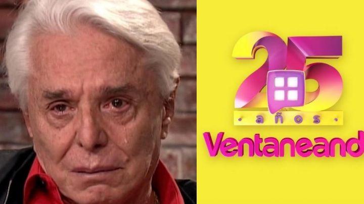 """""""Viejo nefasto"""": Enrique Guzmán 'amenaza' a Frida Sofía en 'Ventaneando' y destrozan a TV Azteca"""
