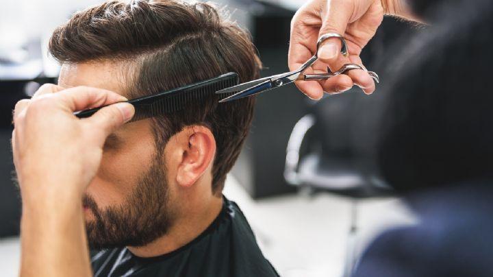 """Con total descaro e impunidad asaltan barbería en Edomex: """"¿Qué pasó? Soy yo otra vez"""""""
