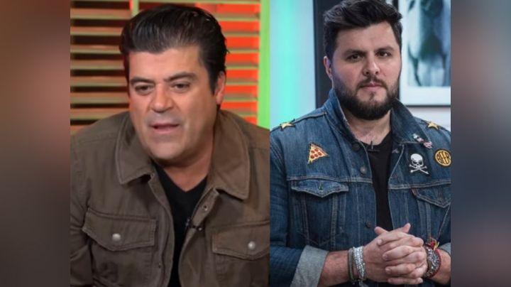 """Pleito en Televisa: Conductor de 'Hoy' exhibe al 'Burro' Van Rankin de """"golpeador"""""""