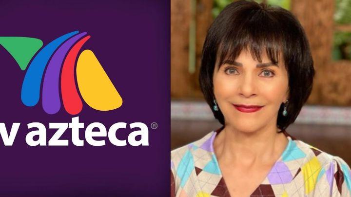 Tras 25 años en 'Ventaneando' y abandonar TV Azteca, Pati Chapoy presume que se va ¿a Televisa?