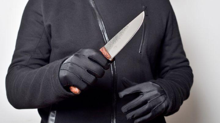 Arrestan a un hombre tras arrancarle la vida con un cuchillo a Samantha; quedó irreconocible