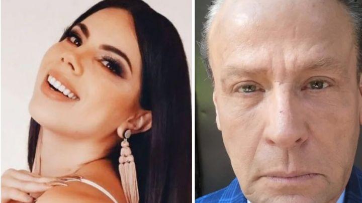 Lizbeth Rodríguez olvida todo pleito con Alfredo Adame y luce increíble bañador en el mar