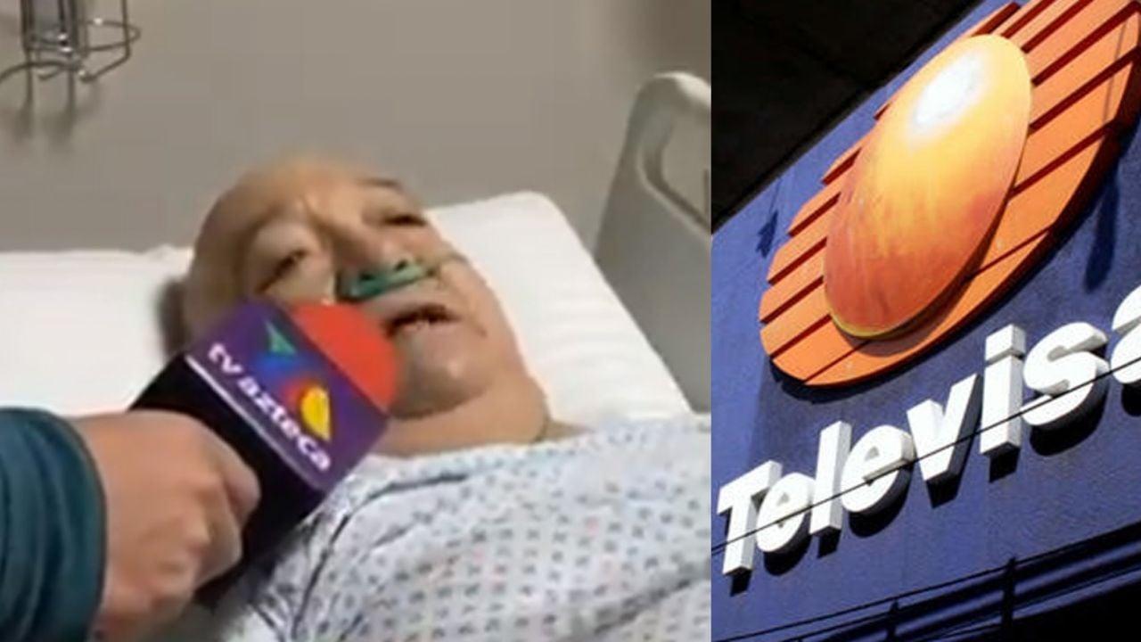 Lucha por vivir: Tras 46 años en Televisa, actor los cambia por TV Azteca y da dura exclusiva en 'VLA'