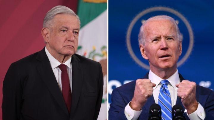 ¿AMLO seguirá al presidente de EU? Joe Biden recibe tercera dosis de vacuna contra el Covid-19
