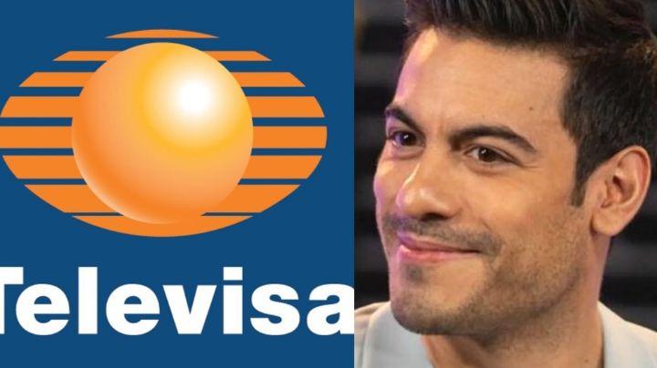 ¡Shock en Televisa! Conductora de 'Hoy' exhibe secretito de Carlos Rivera y ¿lo saca del clóset?