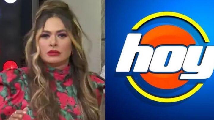 ¡Lo exhibió en vivo! Galilea Montijo 'hunde' a su esposo en 'Hoy' ¿y confirma su infidelidad?