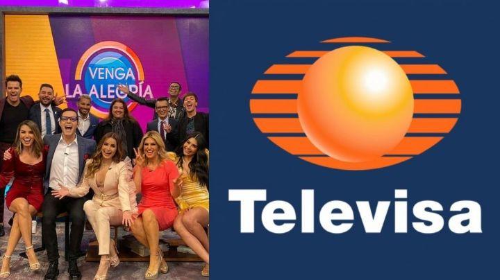 ¡Sale del clóset! Tras dejar TV Azteca por Televisa, exconductor de 'VLA' se destapa en vivo