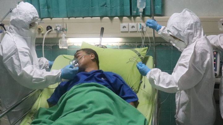 Tras pasar 9 días con Covid, un hombre pierde la vida semanas antes de recibir la vacuna
