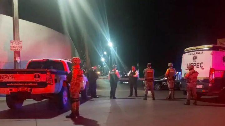 Pólvora en Morelia: Sujetos armados le arrebatan la vida a un conductor al circular por la carretera