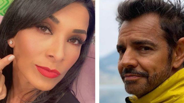 Exnovia de Eugenio Derbez confiesa que fue difícil borrar el estigma que le dejó el actor