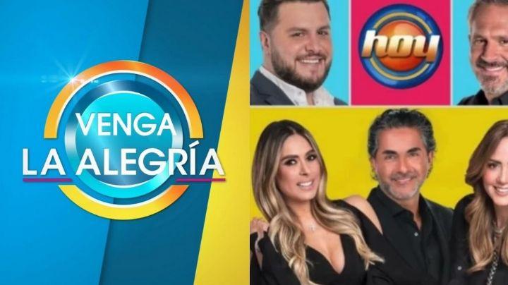 Adiós 'VLA': Conductor de 'Hoy' deja Televisa tras 12 años y lo reemplaza famoso de TV Azteca