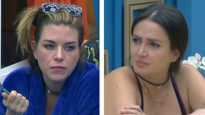 """Alicia Machado estalla contra Celia Lora: """"Le voy a voltear la cara de una cachetada"""""""