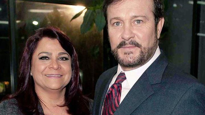 Arturo Peniche desmiente reconciliación con su esposa; admite que 'reconquista' a alguien más