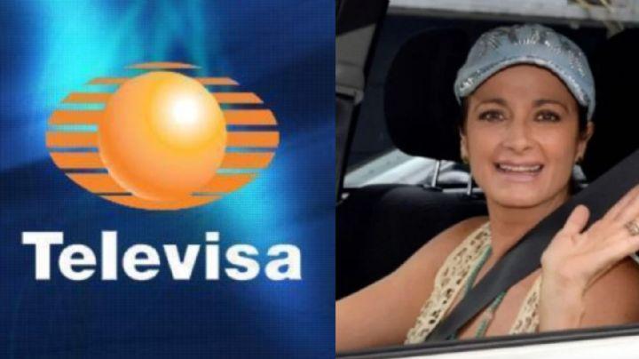 ¿Llega a TV Azteca? Tras 30 años en Televisa, actriz perdió su exclusividad y se volvió Uber