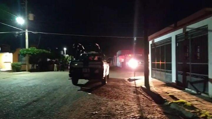 A sangre fría: En plena madrugada, ultiman a balazos a 2 personas en casa de Villa Bonita