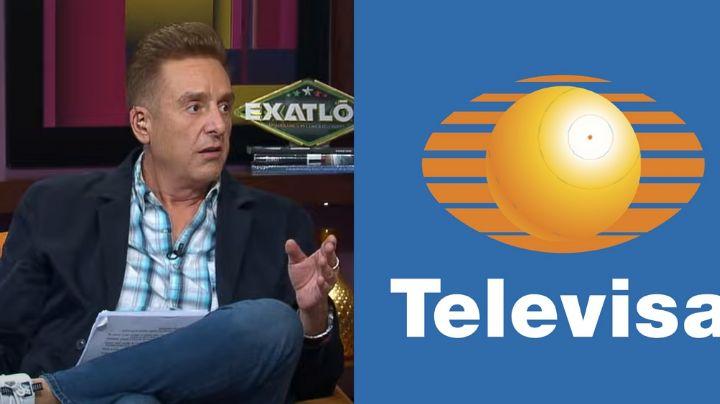 Tras cambiar a TV Azteca por Televisa, Bisogno destroza a famosa actriz al aire ¿y Chapoy la veta?