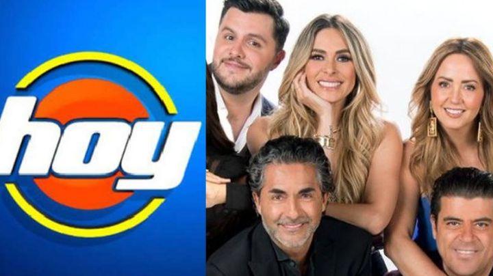 ¿Es de TV Azteca? Revelan nombre de la nueva integrante del programa 'Hoy' y Televisa queda en shock