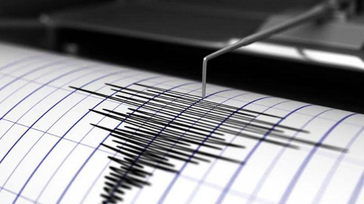 Se registra sismo de magnitud 4.0 en Oaxaca, informó el SSN