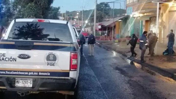 Brutal feminicidio: Empistolados ingresan a una cafetería y ejecutan a la mesera