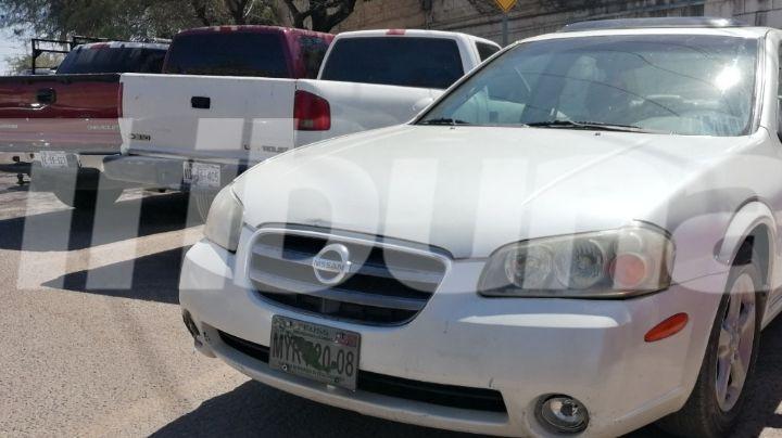 Organizaciones solicitan al Gobierno de Sonora la liberación de los automóviles 'pafas'