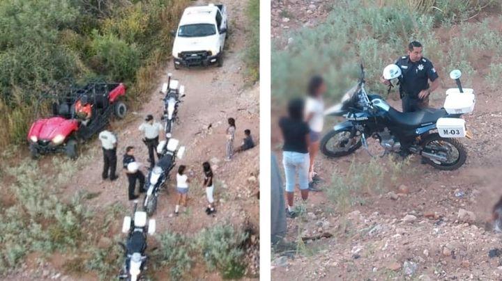 ¡Sanos y salvos! Encuentran a siete menores reportados como desaparecidos en Sonora
