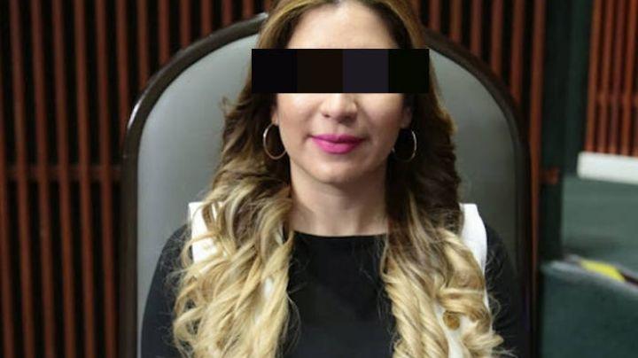 Ella es Azucena 'R', la exdiputada federal del PRD acusada de homicidio; mataría a su esposo