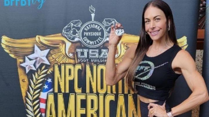 ¡Wow! Vanessa Guzmán presume su musculoso cuerpo en impactantes FOTOS de redes sociales
