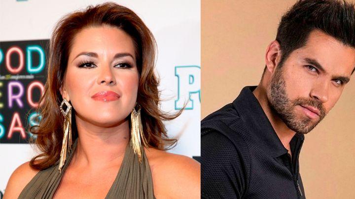 """Alicia Machado despotrica contra actor acusado de violencia: """"Le aguantaba mucha majadería"""""""