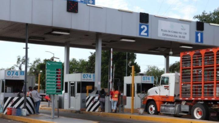 Casetas de Sonora siguen sin ser liberadas; se espera acciones en los próximo días