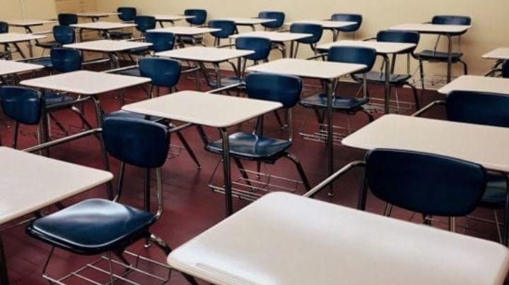 Cancelan clases presenciales en escuela de Edomex por un caso positivo de Covid-19
