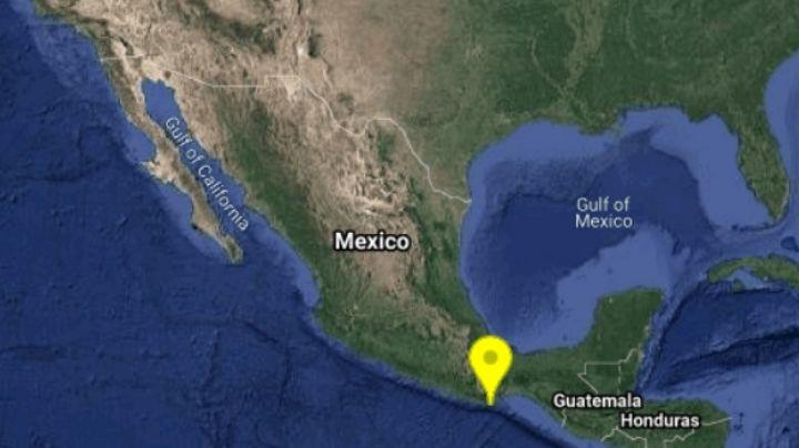Sismo de 4.3 sacude a Oaxaca, informó el Servicio Sismológico Nacional