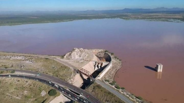 ¡Alarmante panorama! A pesar de las lluvias, presas de Sonora siguen con niveles bajos