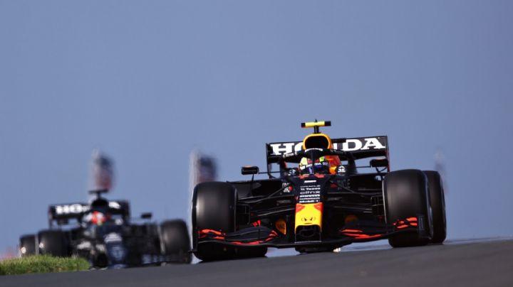 ¡Triunfa Red Bull en GP Países Bajos! Max Verstappen gana en casa; 'Checo', el Piloto del Día