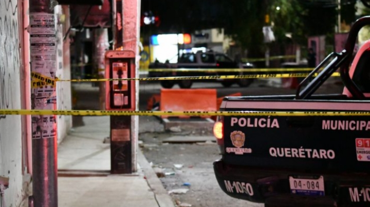 Hombre fallece tras caer de su bicicleta; se golpeó la cabeza contra una coladera