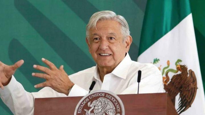 """""""No hay oposición"""": Así va la construcción del Tren Maya; AMLO detalla cuándo estará listo"""