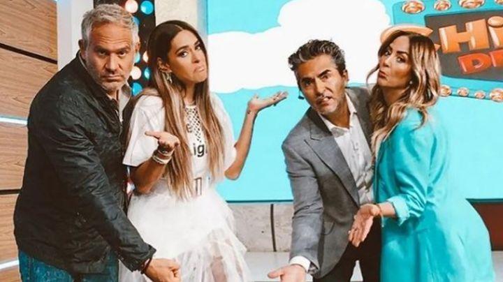 Conductor de 'Hoy' movería sus influencias en Televisa para darle empleo a su novia 28 años menor
