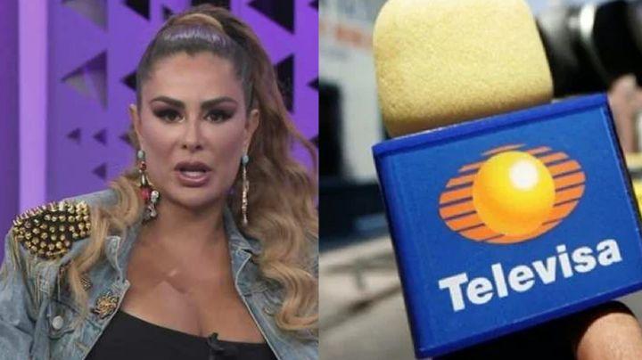 Actriz de Televisa confiesa que tiene detalles sobre fuga de Larry Ramos ¿y hunde a Ninel Conde?