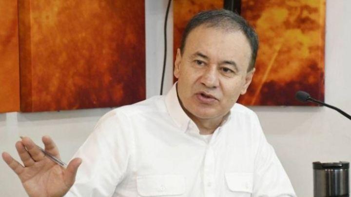 A días de asumir la gubernatura de Sonora, Alfonso Durazo presenta a su gabinete