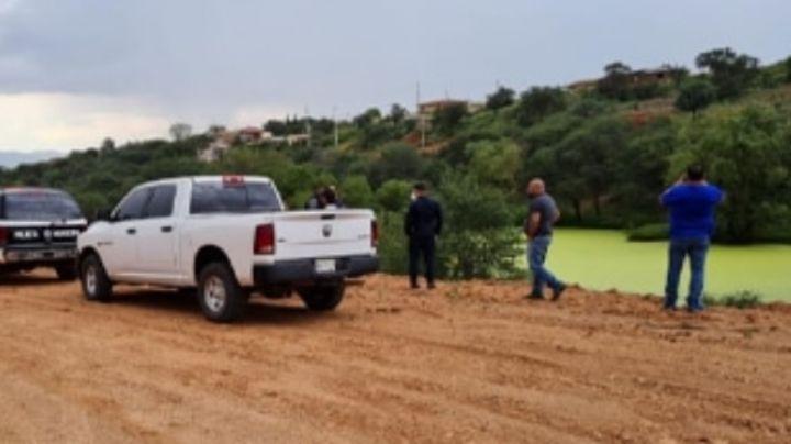 Cananea: Encuentran el cuerpo flotante de una persona en represo cerca de Panteón Municipal