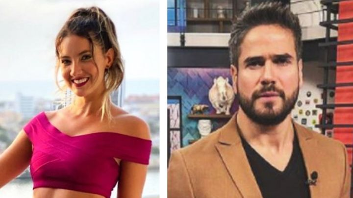 Famoso actor de Televisa confiesa que tiene romance con Daniella Álvarez, exMiss Colombia