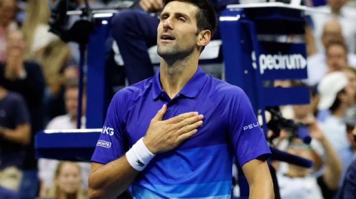 ¡El número uno! Novak Djokovic reacciona y se instala en los cuartos de final del US Open