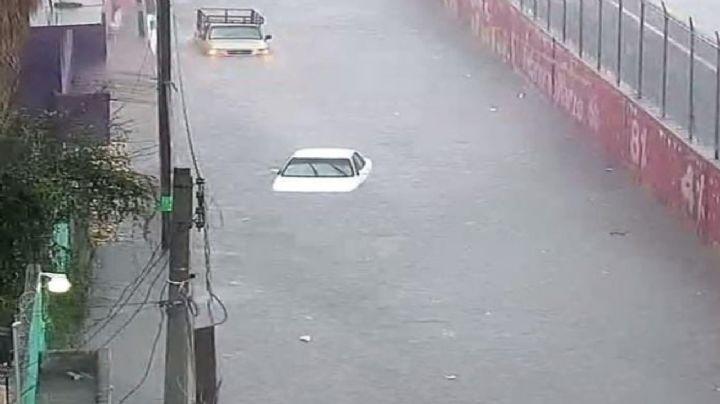 VIDEOS: Despliegan a Protección Civil tras severas inundaciones en Ecatepec, Edo. Méx.
