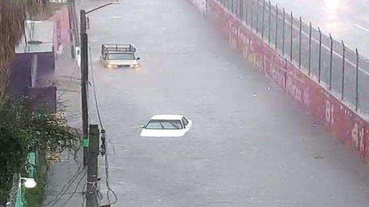 VIDEOS: Fuertes lluvias provocan terror en Ecatepec; reportan 2 occisos tras inundaciones