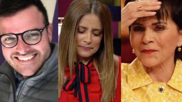 Shock en TV Azteca: Ex de Linet Puente da inesperada noticia sobre su divorcio ¿y culpa a Chapoy?