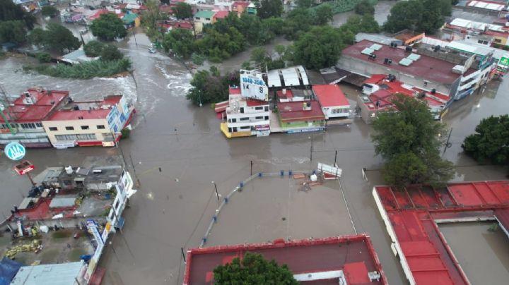 16 pacientes mueren tras inundación en IMSS de Hidalgo; enfermos se quedaron sin oxígeno